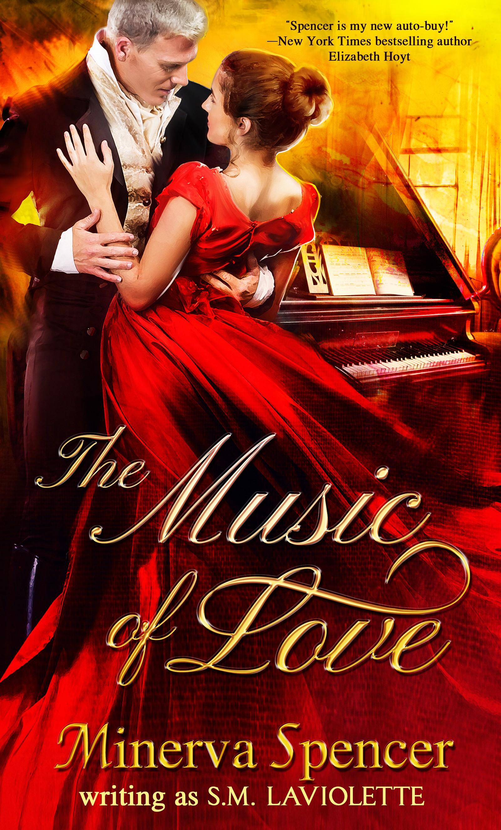 "Design retro ""clinch book cover"" for Regency Romance novel"