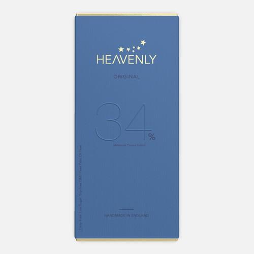 Heavenly Chocolate packaging design