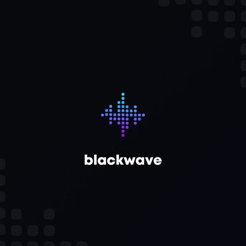 BlackWave logo