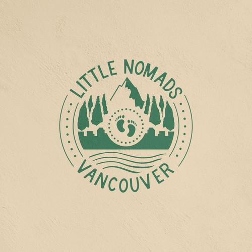 Design concept for Little Nomads.