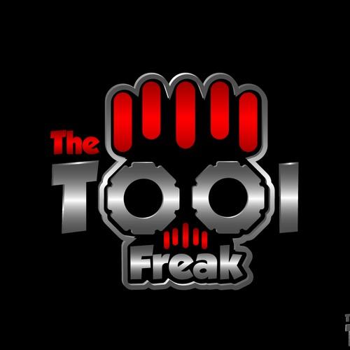 Logo design for tool freak