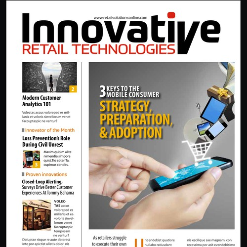 innovative retail tech magazine