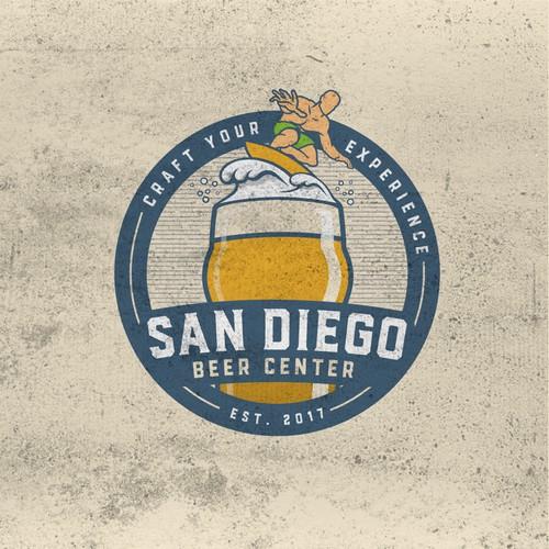 Logo concept for SDBC