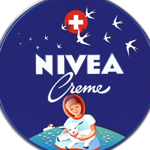 Nivea Creme Limited edition