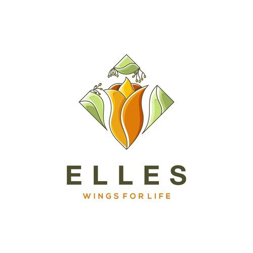 Elles Wings for life