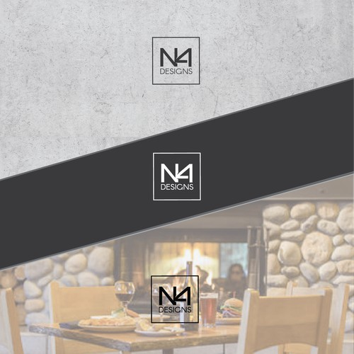 Create a beautiful, clean and sophisticated design for N4 Designs