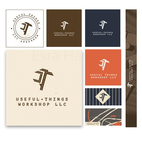 useful things_Logo design option
