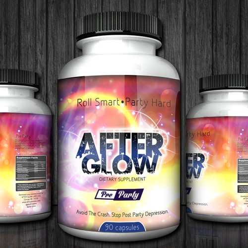AfterGlow needs a new product label