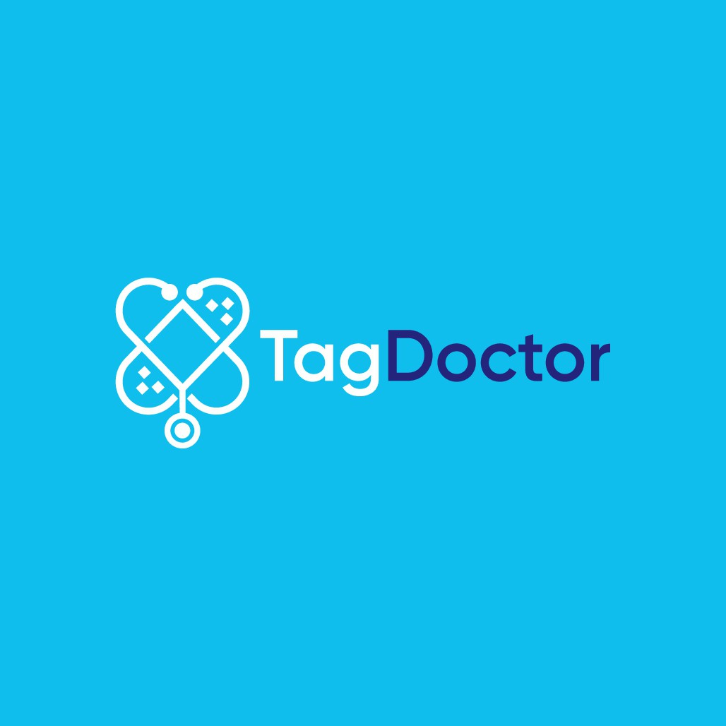 Medical product company logo