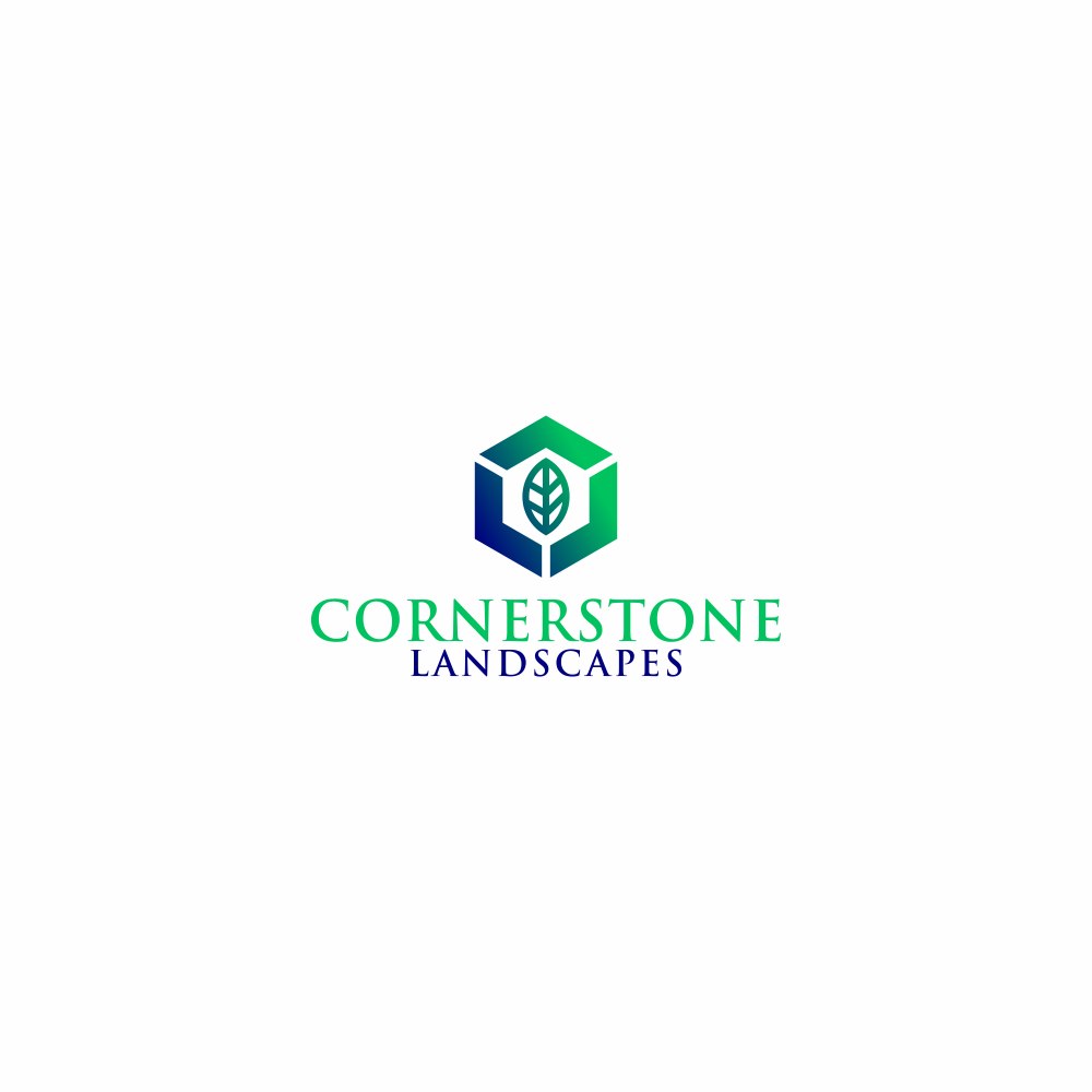 Clean, Modern Professional Logo for Growing Landscaping Design & Maintenance Company