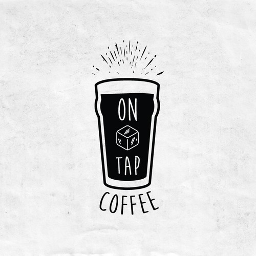 On Tap Coffee Logo