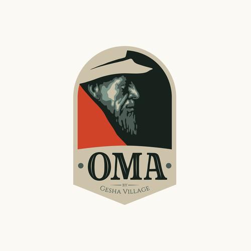Oma Logo Design