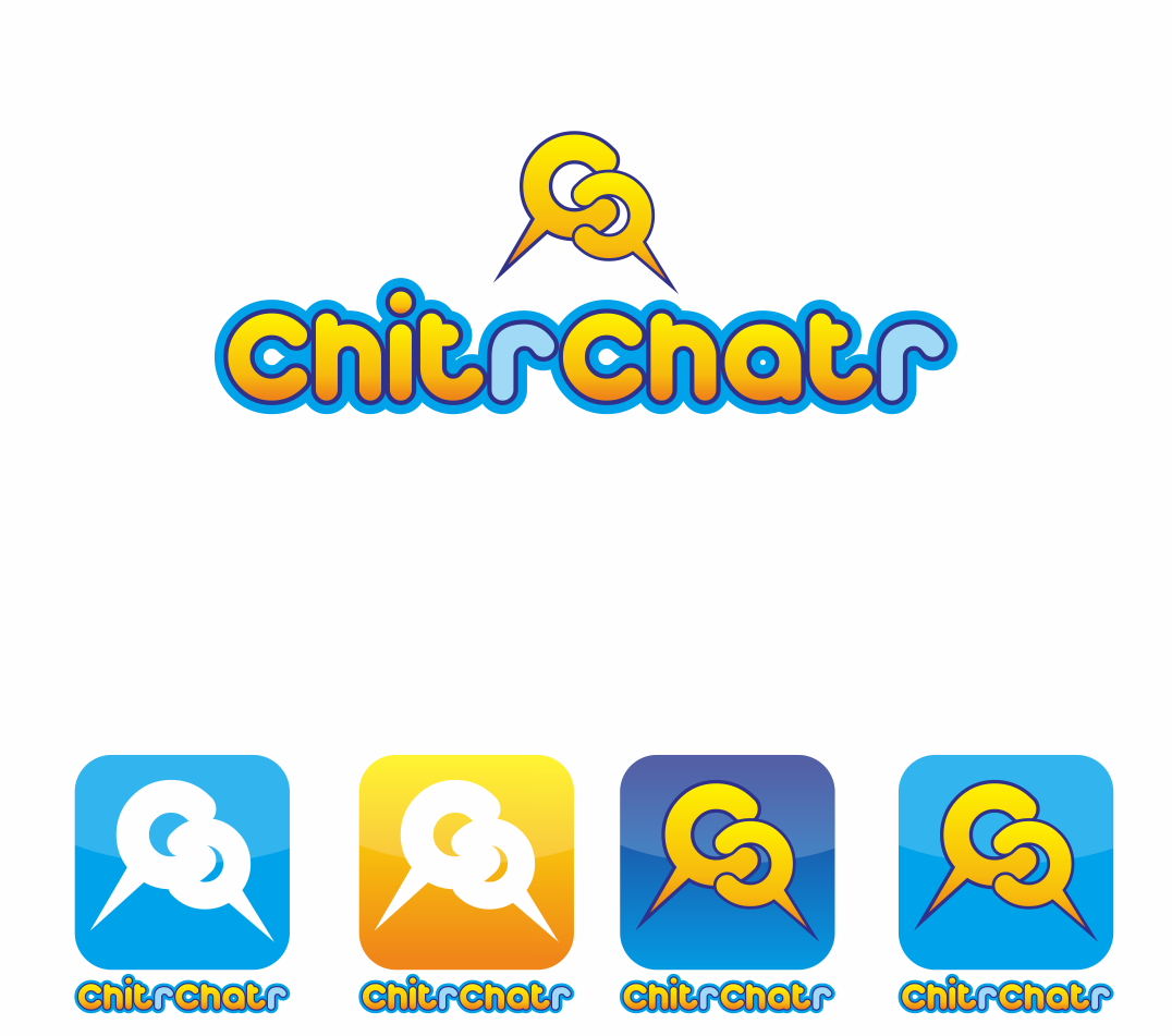 Create the next logo for ChitrChatr