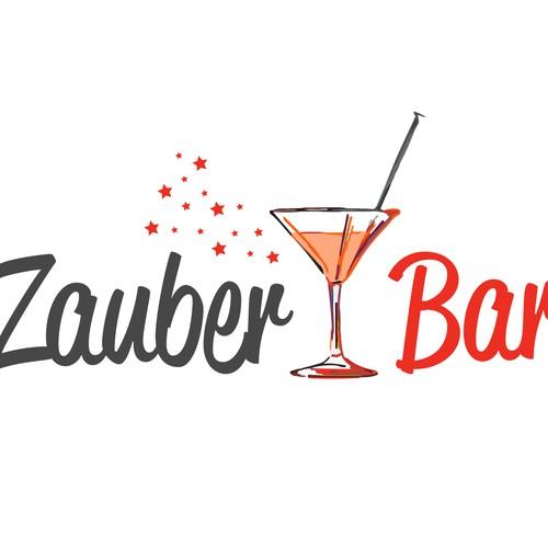 Logo für eine Cocktailbar