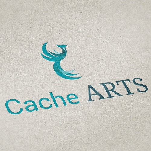 Logo concept for moderm theatre