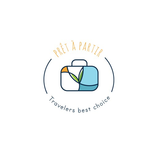 Logo design for travelling items company