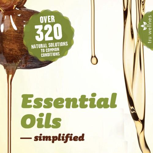 """Essential Oil"" Book Cover"