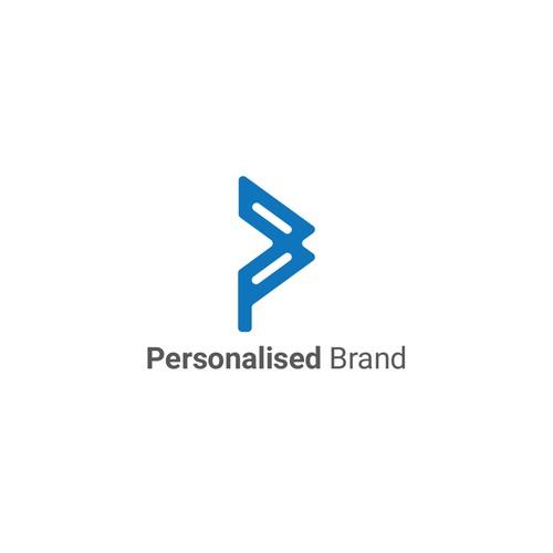 personalized brand logo