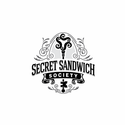 Logo for Secret Sandwich Society