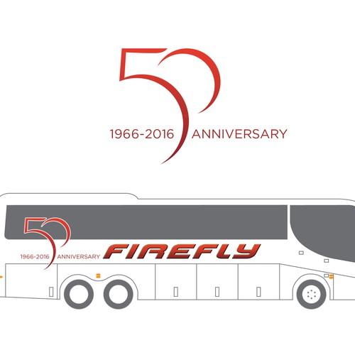 50 Anniversary Design