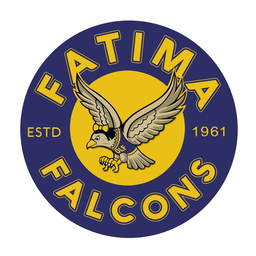 Fatima Falcons Logo Contest