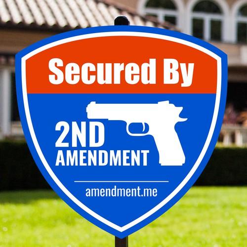 2nd Amendment Signage