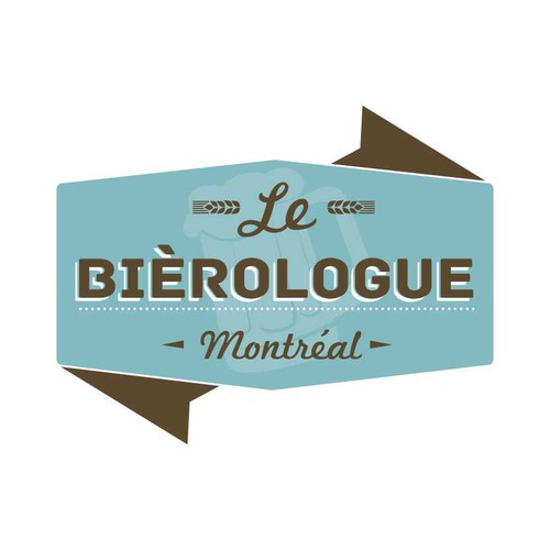 Help Le Bièrologue Montréal with a new logo