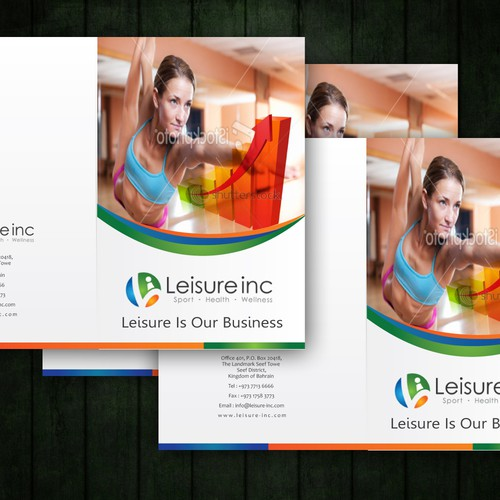 Brochure wanted for Leisure inc