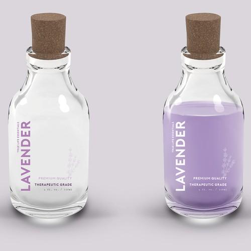 Packaging Design True Life Essentials