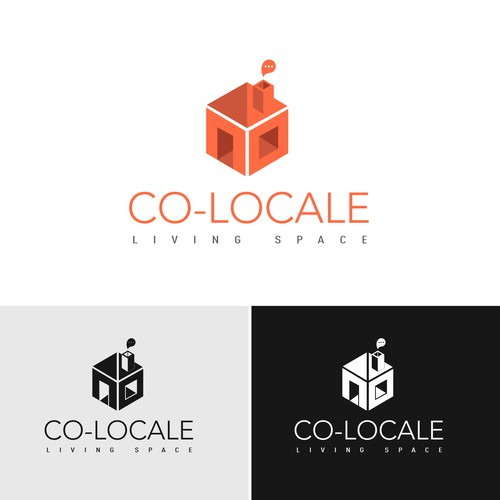 Co-Locale Logo