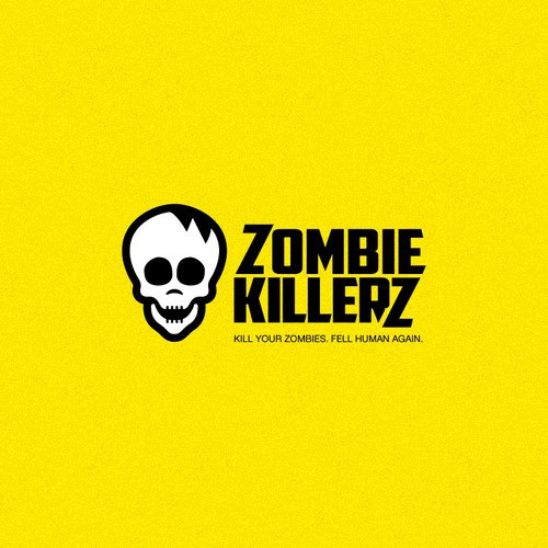 NEW LOGO FOR ZOMBIE KILLERZ!