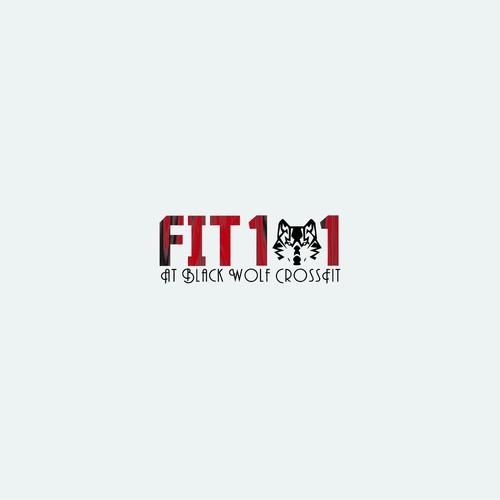 logo concept fot FIT 101