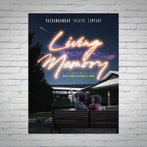 Poster for Yackandandah Theatre