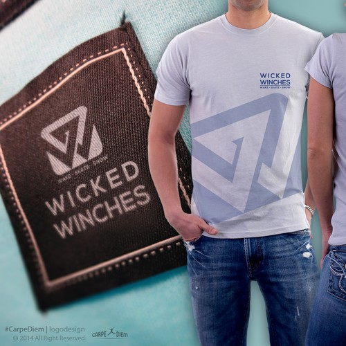 Wicked Winches logo