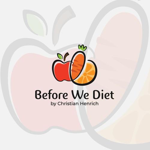 Fresh Fruit Vegetable Logo