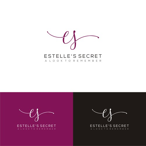 modern logo for Hair Products eCommerce Business