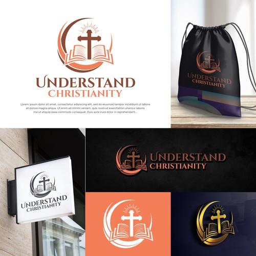 Religious Logo for Understand Christianity