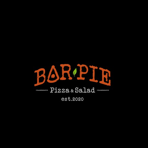 Logo for Bar Pie - Pizza company
