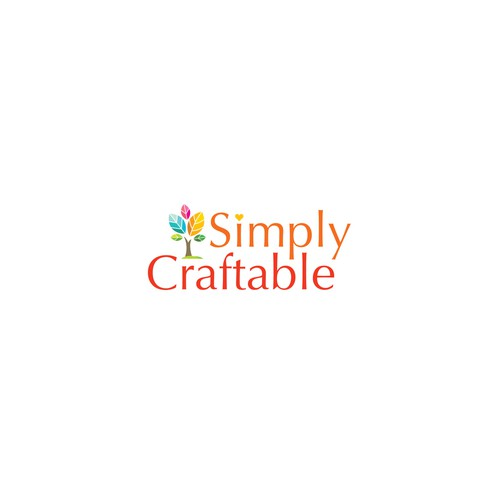 Simply Craftable Arts and Crafts Supplier Logo