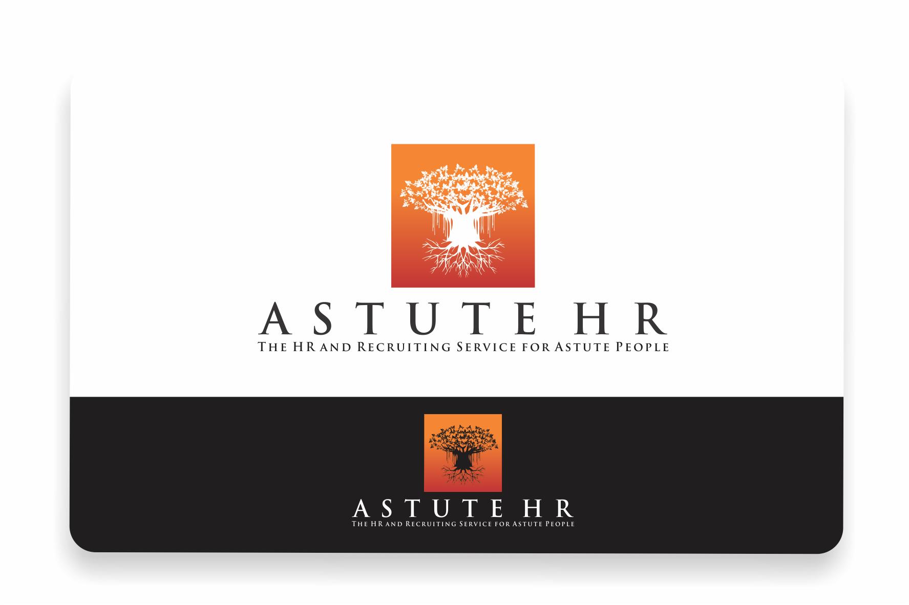 Help Astute HR with a new logo