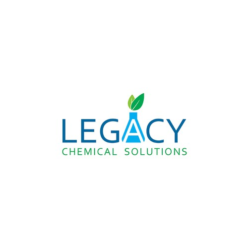 Legacy Chemical Solutions Logo Concept