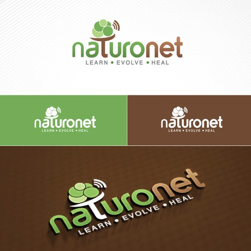 Help naturonet with a new logo