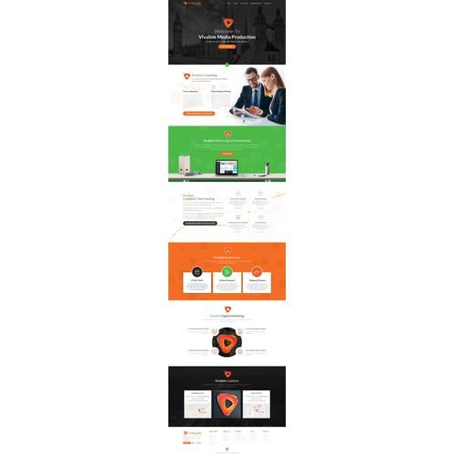 Web Design for Vivaline