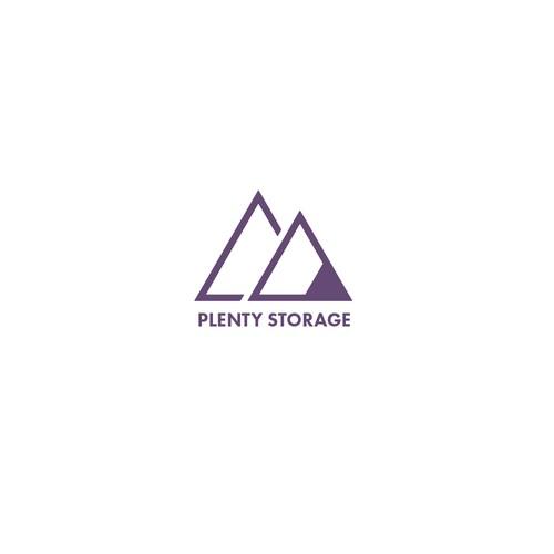 Logo for Plenty Storage