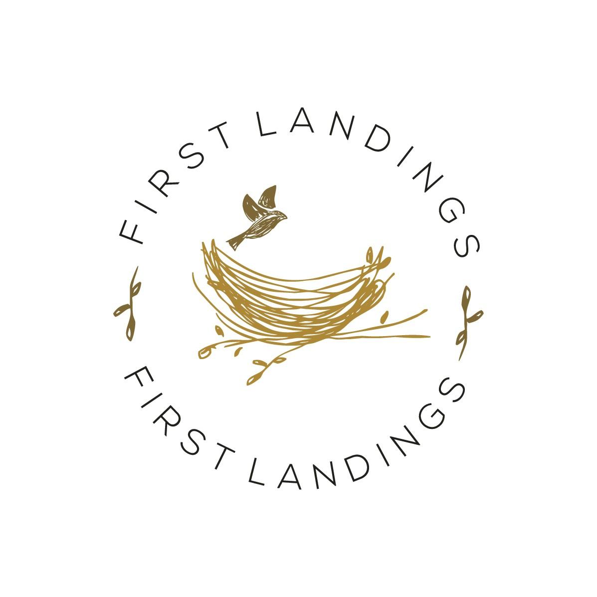 First Landings Logo Updates