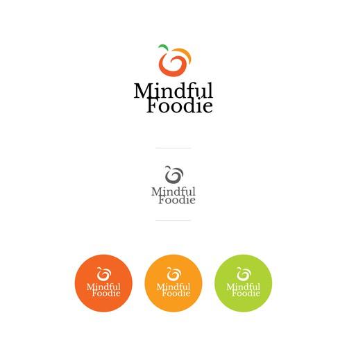 Health Lifestyle Restaurant Logo Design
