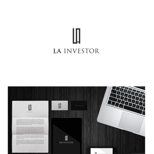 Logo for Real Estate investment firm in LA
