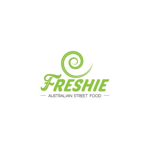 Logo for street food resturant
