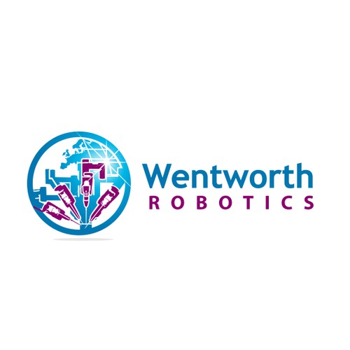 Create the next logo for Wentworth Robotics