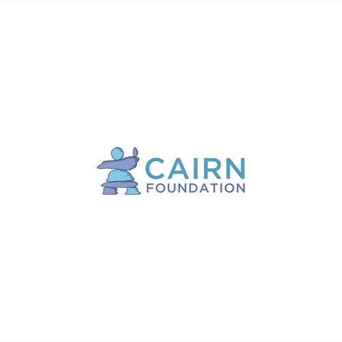 logo for a Cairn Foundation